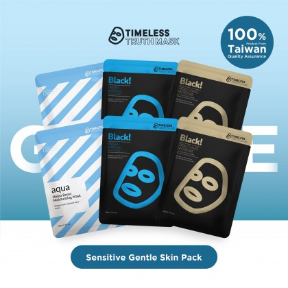 TTM Sensitive Gentle Skin Pack