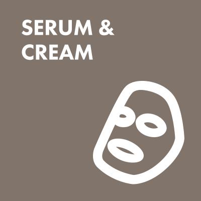 Serum + cream